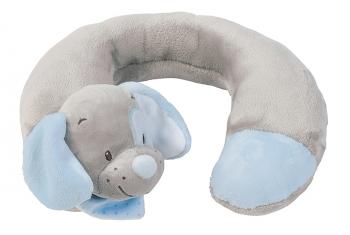 Подушка-подголовник Nattou Neck pillow Sam Toby