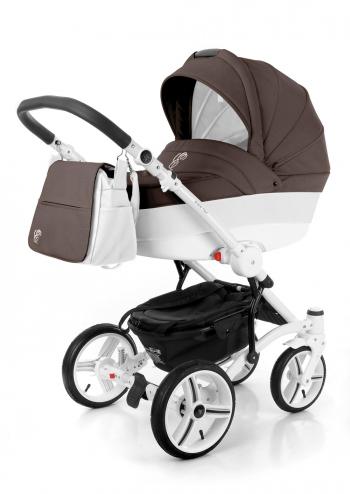 Коляска для новорожденных Esspero Grand Tour (шасси White GT)