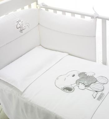 Комплект белья Baby Expert Snoopy (4 предмета)