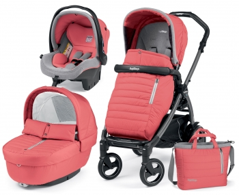 Коляска 3 в 1 Peg Perego Book Plus Breeze Modular System