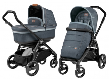 Коляска 2 в 1 Peg Perego Book Plus Pop Up Modular