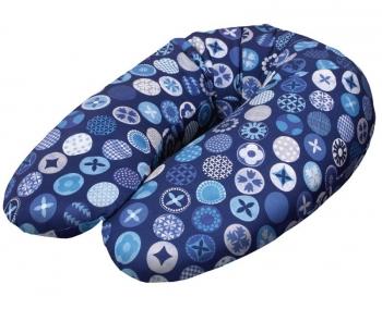 Подушка для кормления Ceba Baby Multi трикотажная