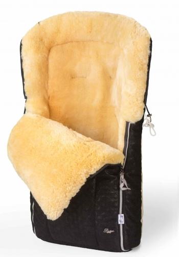 Конверт в коляску меховой Esspero Edmund (натуральный мех)