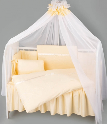 Комплект постельного белья Lepre Romantica 6 предметов (125*65)