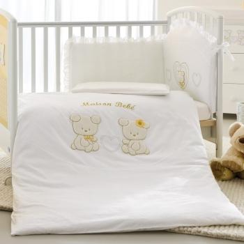 Комплект в кроватку Pali Smart Maison Bebe 3 предмета