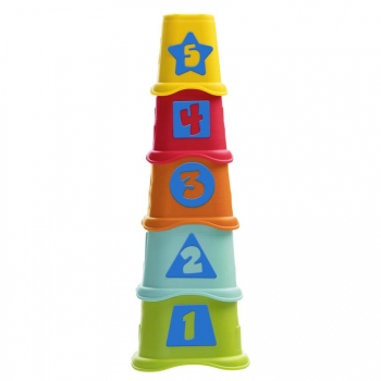 Пирамидка Chicco Stacking Cups