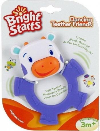 Развивающая игрушка-прорезыватель Bright Starts