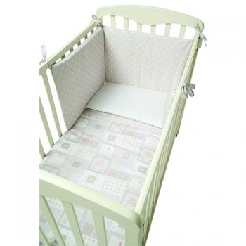 Комплект в кроватку Foppapedretti Teddy (4 предмета)