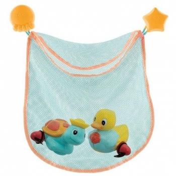 Сетка для хранения и сушки игрушек в ванной Bebe Confort