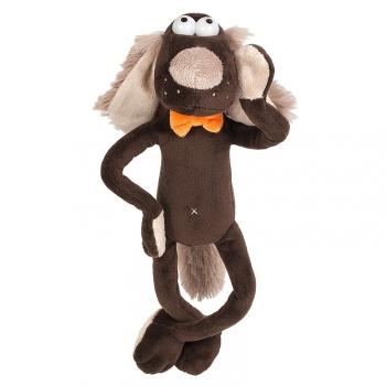 Мягкая игрушка Maxi Toys Пес-бежевый Нос