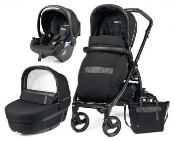 Коляска 3 в 1 Peg Perego Book Rock Elite Lounge Modular