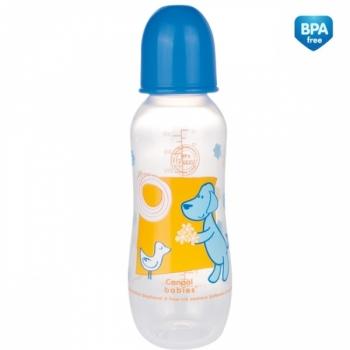 Бутылочка Canpol PP (BPA 0%) с сил. соской, 12+ мес., 330 мл. арт. 59/205prz