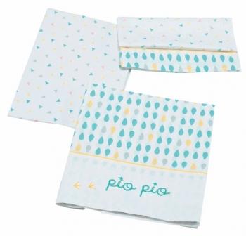 Сменный комплект белья 120х60 Micuna Pio-Pio TX-821