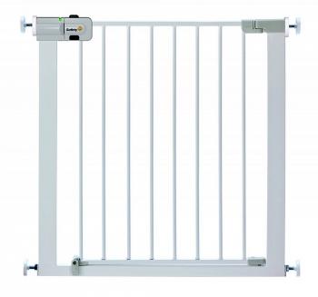 Ворота безопасности Safety 1st EASY CLOSE EXTRA TALL METAL (73-80 см) цвет белый