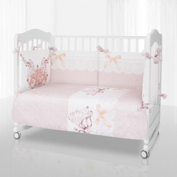 Комплект постельного белья Eco Line Angel Dream