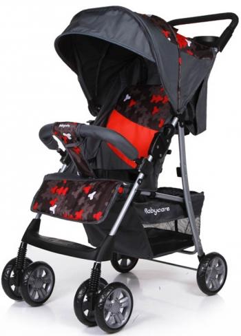 Коляска прогулочная Baby Care Shopper