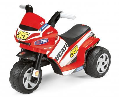 Электромобиль Peg Perego Ducati Mini