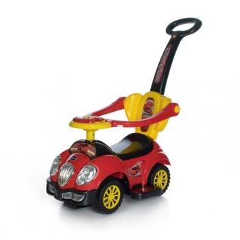 Каталка детская Baby Care Cute Car (музыкальный руль)