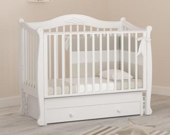 Детская кроватка Gandilyan (Гандылян) Моника (маятник)