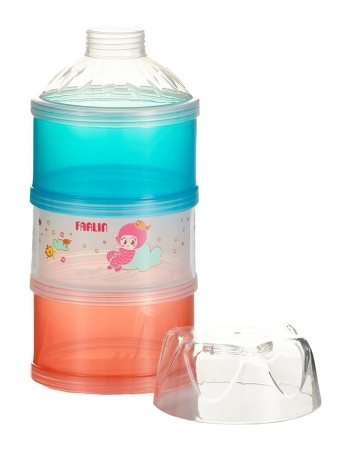 Набор сборных контейнеров для молока и питания Farlin