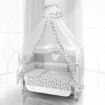 Комплект постельного белья Beatrice Bambini Unico Farfalino (125х65)