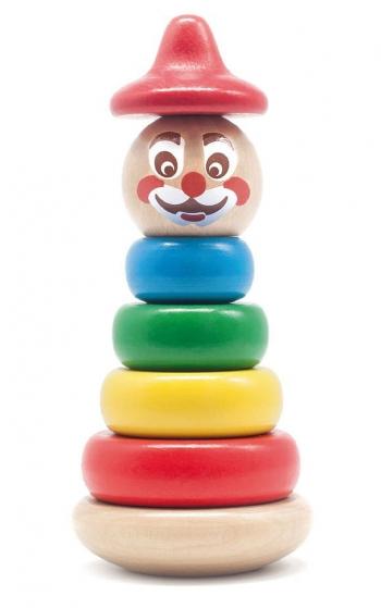 Клоун пирамидка Бомик