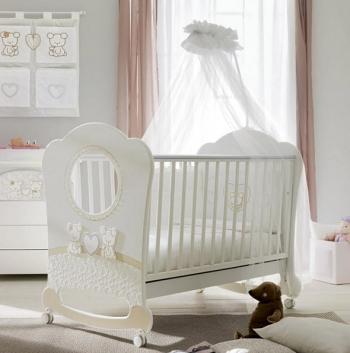 Детская кроватка Pali Smart Maison Bebe OBLO