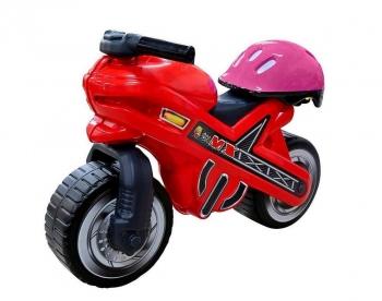 Каталка-мотоцикл Coloma MOTO MX со шлемом