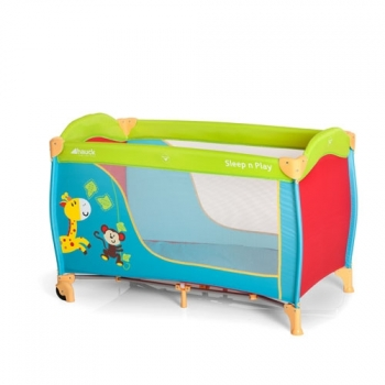 Манеж Hauck Sleep`n Play Go (Jungle Fun)