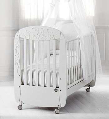 Детская кроватка Baby Expert Butterfly