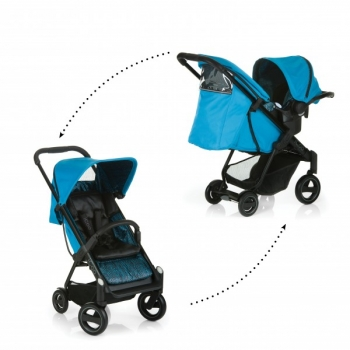 Прогулочная коляска iCoo ACROBAT Shop N Drive