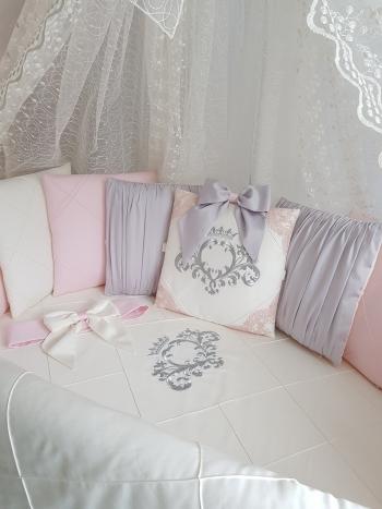 Комплект постельного белья Eco Line Stella Сирень