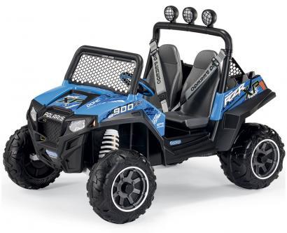 Электромобиль Peg Perego Polaris Ranger RZR 900 Blue