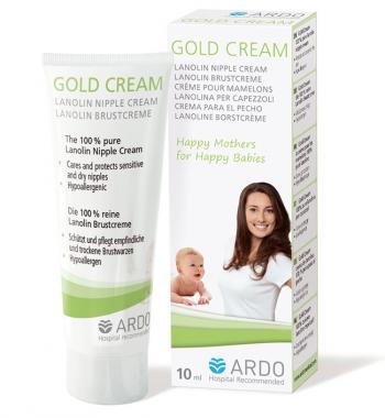 Ланолиновый крем для сосков Ardo Gold Cream