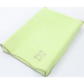 Простынь Ceba Baby на резинке на пеленальный матрасик 50x70 см