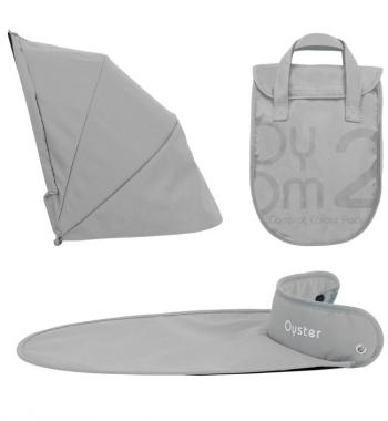 Colour pack для спального блока Oyster (капюшон, накидка на ноги)