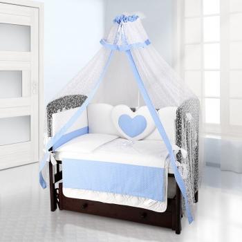 Комплект постельного белья Beatrice Bambini Cuore Puntini