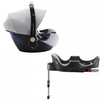 Автокресло Britax Römer Baby-Safe2 i-size + база Flex