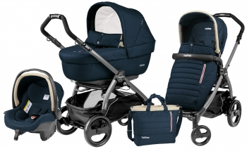 Коляска 3 в 1 Peg Perego Book 51 Breeze Set Modular (шасси Jet)