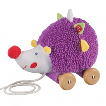 Мягкая игрушка-каталка Happy Baby Speedy Hedgehog