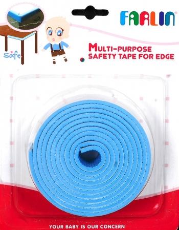 Многоцелевая клеящееся лента для безопасности углов Farlin, 300х3,5 см.
