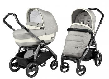 Коляска 2 в 1 Peg Perego Book 51 S Elite Modular (шасси Jet)