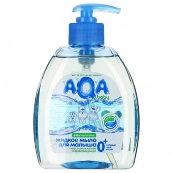 Жидкое мыло Sanosan AQA baby 300мл