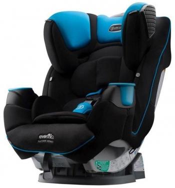 Автомобильное кресло Evenflo SafeMax™ (Rollover tested)