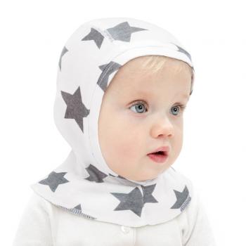 Шапочка-шлем Happy Baby (набор 2 шт.) 90012