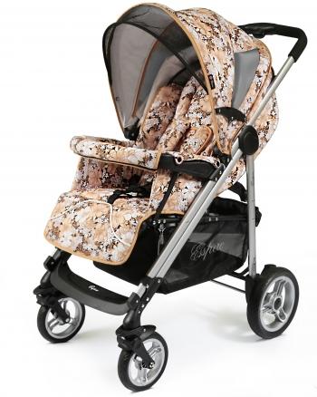 Прогулочная коляска Esspero X-Drive Flowers