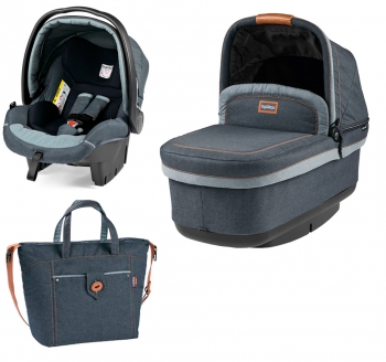 Набор 3 в 1 Peg Perego Set Modular Pop Up (без шасси)