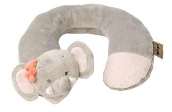 Подушка-подголовник Nattou Neck pillow Adele Valentine