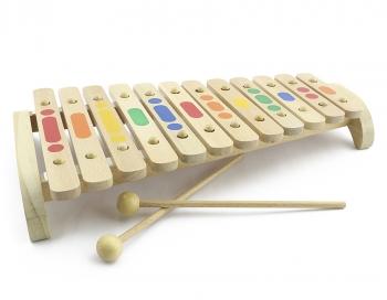 Ксилофон 12 тонов МДИ (деревянный)