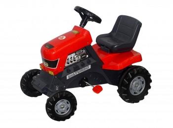 Каталка-трактор с педалями Coloma